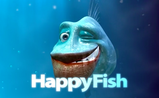 Apostrof HappyFish